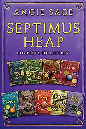 Septimus Heap Complete Collection: Books One Through Seven Plus The