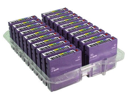 Tape, LTO, Ultrium-2, 200GB/400GB, Library Pack of 20, Barcode, LTO TAPE, ULTRIUM-2 200GB/400GB riggs r library of souls