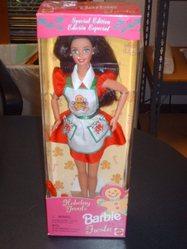 Holiday Treats Barbie Fiesta Special Edition - 1