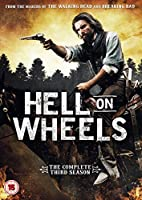 Hell on Wheels Season 3 [DVD]