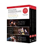 Shakespeare: Comedy Tragedy Romance [DVD] [Import]