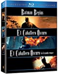 Pack Batman Nolan: Batman Begins + El...