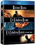 Pack Batman El Caballero Oscuro [Blu-...