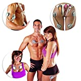 Duo Abs toning belt abs toner stimulator fat burning core workout with 2 years guarantee
