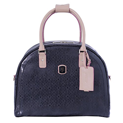 guess-frosted-dome-tote-black-one-size