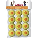 Wilson Kinder Tennisball Starter Game, orange, WRT137200