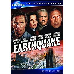 Earthquake [DVD + Digital Copy] (Universal's 100th Anniversary)