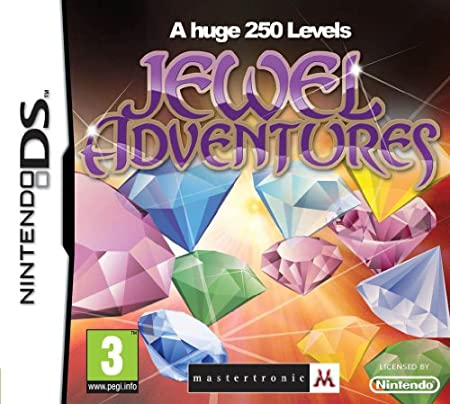Jewel Adventures (Nintendo DS) (UK IMPORT)
