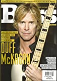 img - for Bass Guitar Magazine (Duff McKagan,Velvet UndergroundMarch 2014) book / textbook / text book
