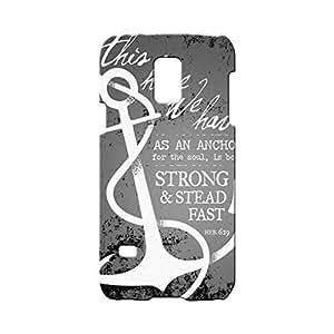 BLUEDIO Designer Printed Back case cover for Samsung Galaxy S5 - G5512