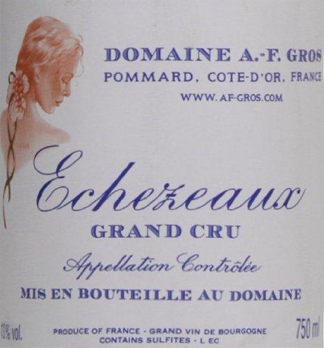 2006 Domaine A.-F. Gros Echezeaux Burgundy Pinot Noir 750 Ml