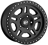 Pro Comp Alloys (Series 7028) Flat Black 15 x 8 Inch Wheel