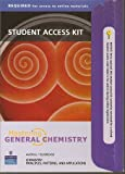 Student Access Kit for Mastering General Chemistry for Chemistry: Principles, Patterns and Applications (0805383182) by Averill, Bruce A.