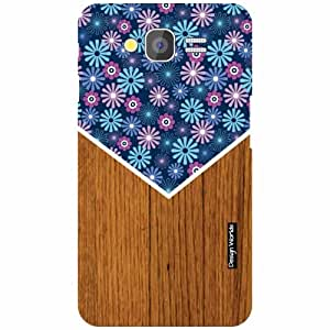 Design Worlds Samsung Galaxy Grand 2 Back Cover - Wood Designer Case and Covers