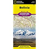 Bolivia: Travel Maps International Adventure Map (National Geographic Adventure Travel Maps)