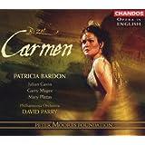 Bizet - Carmen / Bardon, Gavin, Magee, Plazas, PO, Parry [Opera in English]