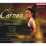 Bizet - Carmen / Bardon, Gavin, Magee, Plazas, PO, Parry [Opera in English]by Patricia Bardon