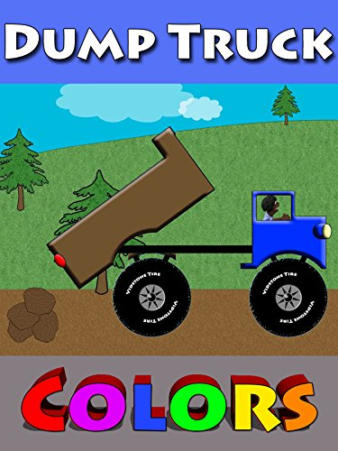 Dump Truck Colors For Kids
