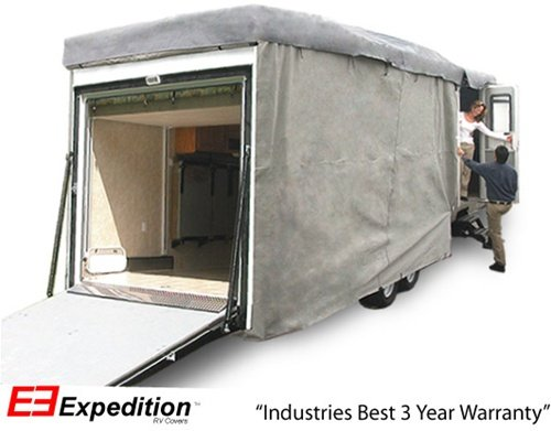 Expedition RV Trailer Cover Fits Toy Hauler 24' - 28' RVs
