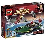 LEGO Super Heroes Marvel - Iron Man: Extremis Sea Port Battle - 76006