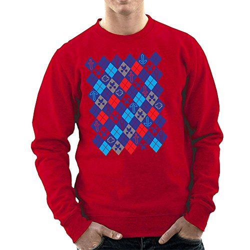 Uglycraft-Minecraft-Tools-Mens-Sweatshirt