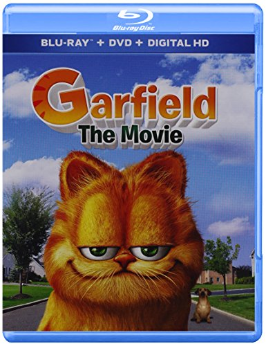 Blu-ray : Garfield the Movie (Widescreen, Icons O-Ring)