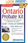 Probate Kit for Ontario