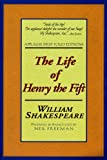 The Life of Henry the Fifth: Applause First Folio Editions (Applause Shakespeare Library Folio Texts)