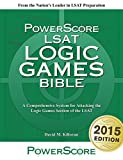 img - for The PowerScore LSAT Logic Games Bible (Powerscore LSAT Bible) book / textbook / text book