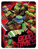 Teenage Mutant Ninja Turtles Fleece Throw