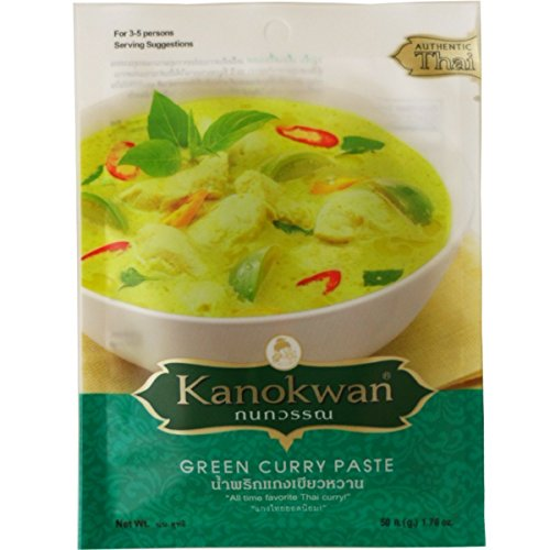 green-curry-paste-kaeng-keaw-wan-thai-authentic-herbal-food-netwt-50g-176-oz-kanokwan-brand-x-8-bags