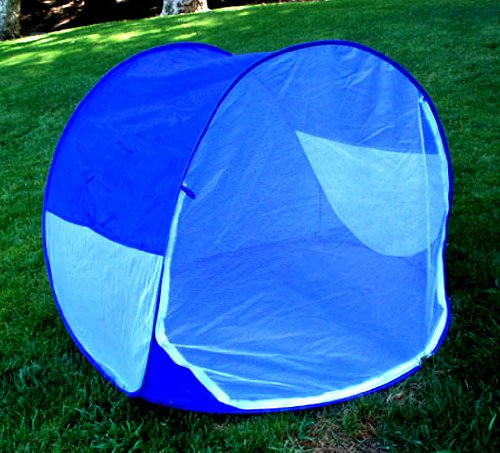 Blue Pop up Play Tent Sun Shade Shelter