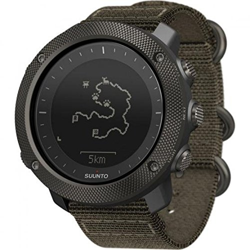 Suunto Traverse Alpha GPS outdoor watch - Military green