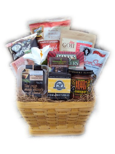 Sympathy & Condolences Healthy Gift Basket