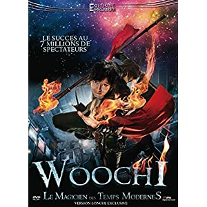 Woochi : Le Magicien des temps Modernes [Combo dvd+bluray] [Combo Blu-ray +