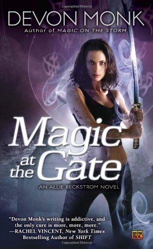 Image of Magic at the Gate (Allie Beckstrom, Book 5)