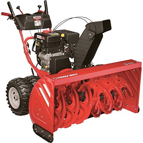 - Troy-Bilt 45In. Electric-Start Polar Blast 4510 Snow Thrower - 420Cc 4-Cycle Engine, Model# 31Ah97P7766