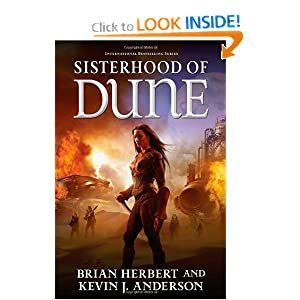 Sisterhood of Dune by Brian Herbert and Kevin J. Anderson