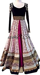 Royal Fashion pink DESIGNER LEHENGS CHOLI MATERIAL.