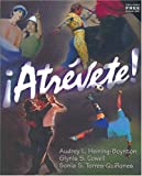 Atrevete! (with Audio CD) (0030256380) by Heining-Boynton, Audrey L.