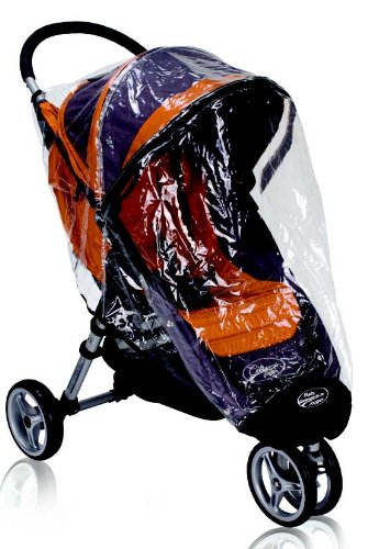 Baby Jogger city mini single rain canopy free from PVC
