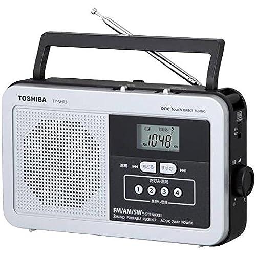 도시바 라디오 TY-SHR3-TY-SHR3