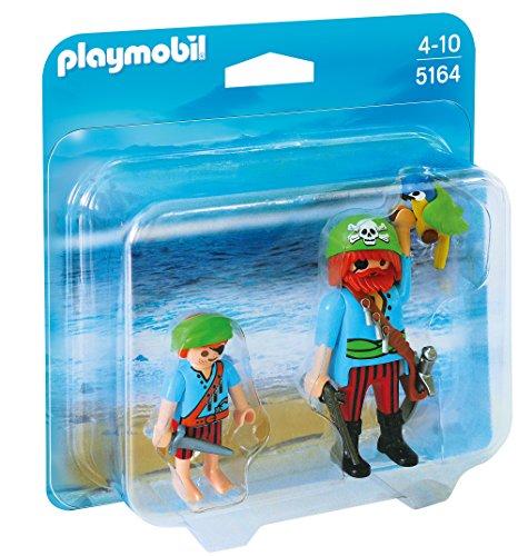 PLAYMOBIL Pirate Mates Duo Pack Building Kit - 1