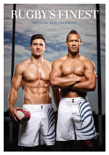 Official Rugby\'s Finest Hunks 2014 Calendar (Calendars 2014)