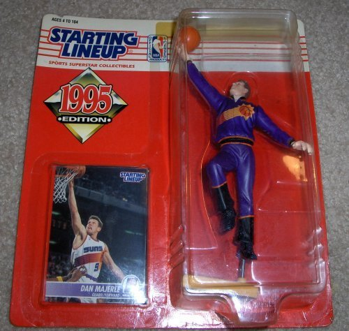 1995 Dan Majerle NBA Basketball Starting Lineup [Toy] by Kenner jetzt bestellen