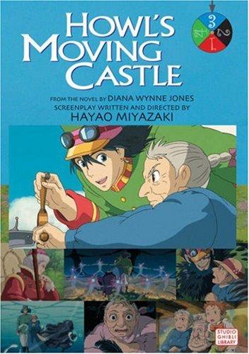ハウルの動く城 コミック 3巻 (英語版)