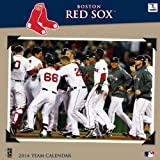 Turner - Perfect Timing 2014 Boston Red Sox Team Wall Calendar, 12 x 12 Inches (8011410)