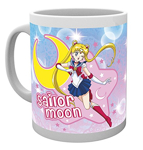 GB eye - Tazza, soggetto: Sailor Moon, multicolore