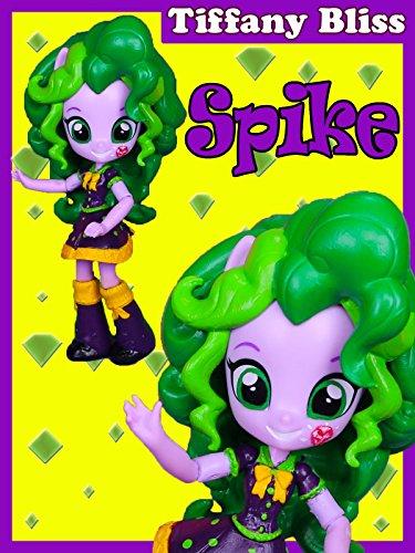 Custom Spike My Little Pony Equestria Girls Mini Doll Character Mashup Tutorial How To