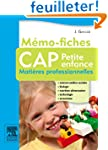 M�mo-fiches CAP Petite enfance